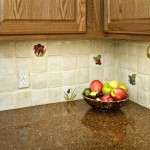 Tom and Kays Kitchen SoMi Tile installed by homeowner with Bread and Roses Remodeling consult.