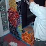 Continue Setting Mosaics
