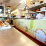 Somi Tile. Wise Acre Eatery - S Mpls. Assisted with installation.